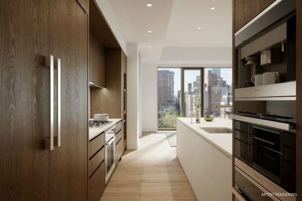 纽约市的公寓出售