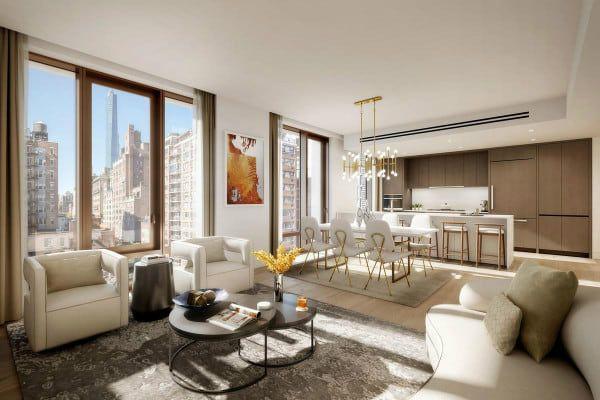 在纽约市出售的公寓