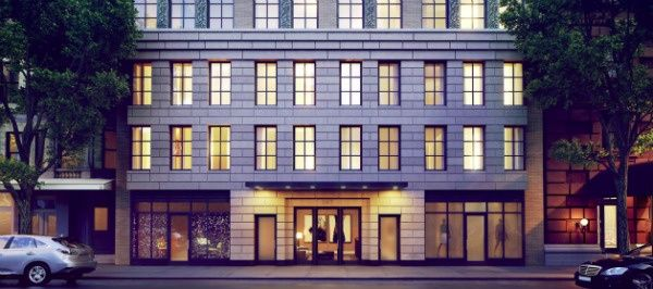 Upper West Side 公寓出售 - 街道