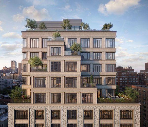 40套公寓,纽约2