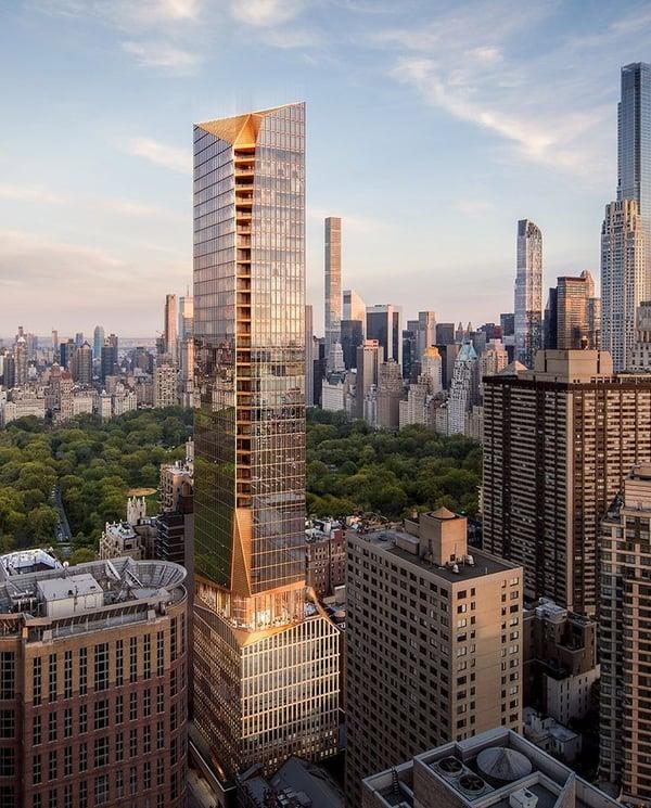 Upper West Side 豪宅出售 - 街道