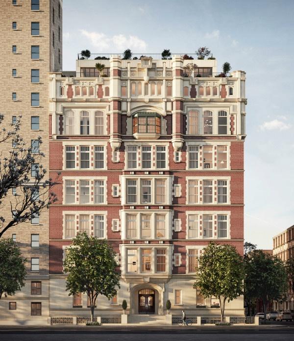 Upper West Side 公寓出售 - 555 WEA WEA