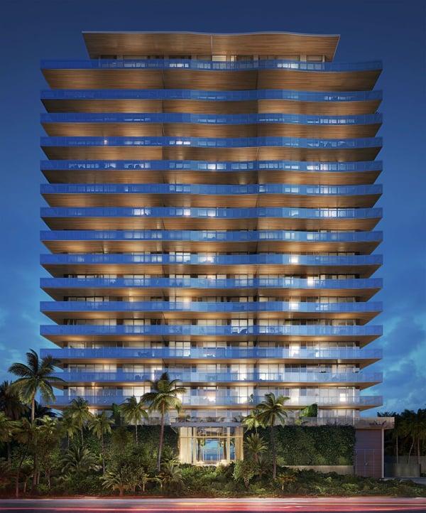 57 Ocean 迈阿密海滩大楼