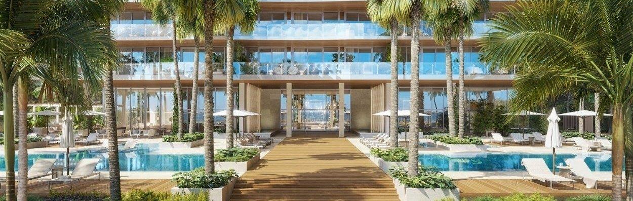57 Ocean 迈阿密海滩公寓泳池西区-965831-编辑-254841-编辑
