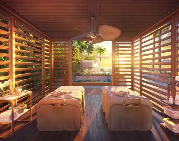 57 Ocean 迈阿密海滩户外护理小屋