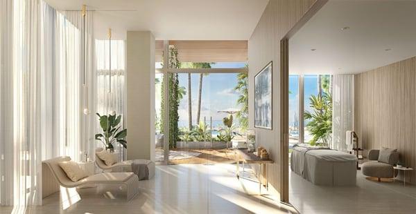 57 Ocean 迈阿密海滩温泉
