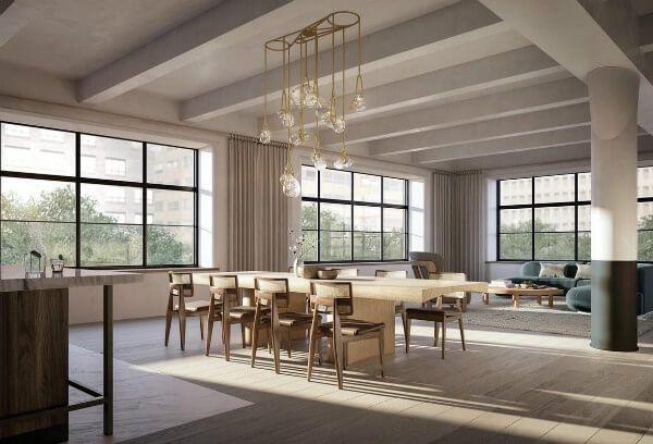 曼哈顿的公寓出售