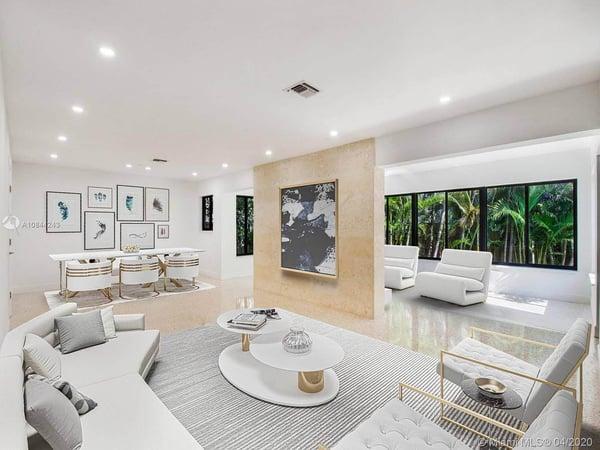 椰树林3居室住宅出售-2