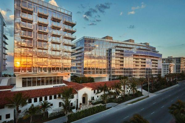 Four Seasons Surfside 迈阿密公寓出售