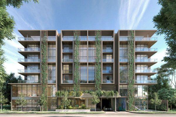 迈阿密新建筑 - 格罗夫阿伯