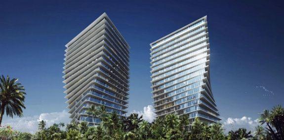 迈阿密的豪华建筑