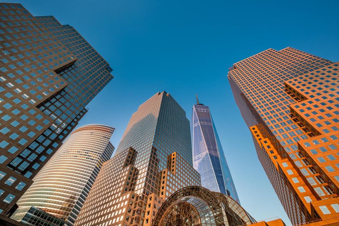 Financial District 纽约
