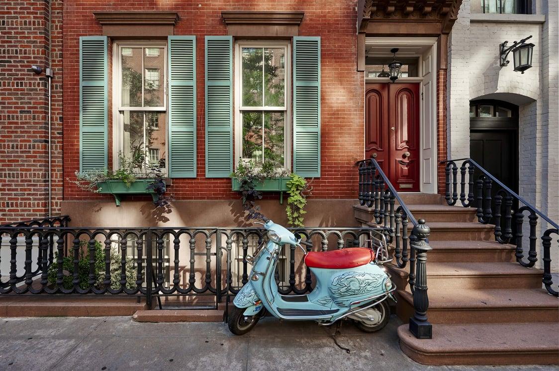 West Village 纽约市的公寓