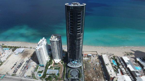 迈阿密保时捷设计塔
