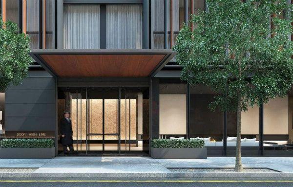 Soori High Line 522 West 29 Street NY - 住宅出售信息