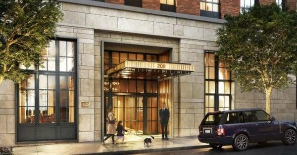曼哈顿公寓出售 - 纽约东95街200号公寓