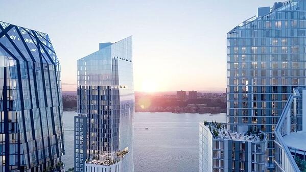 UWS公寓出售 ----------- Waterline Square