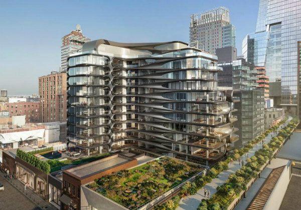 Zaha Hadid 520 West 28 街道 - 住宅出售信息
