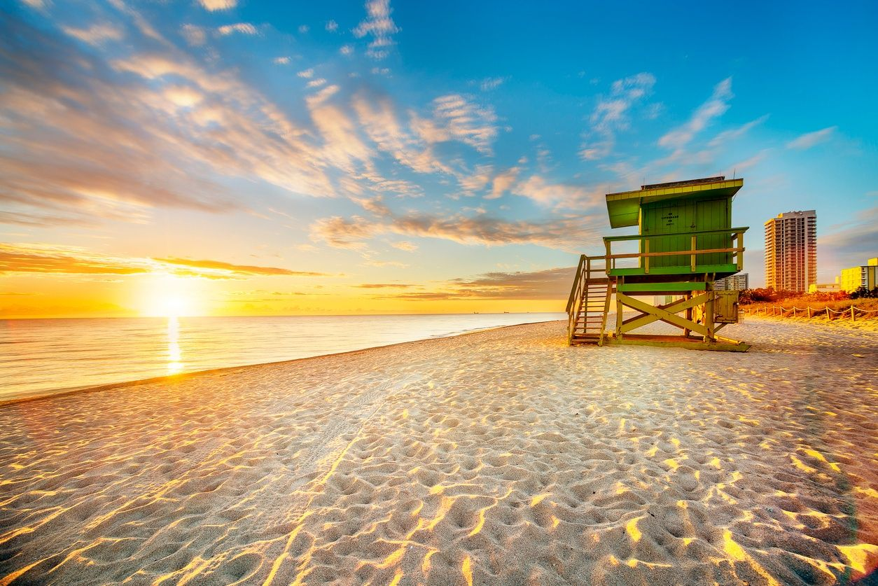 迈阿密南海滩