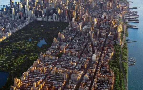 曼哈顿的公寓